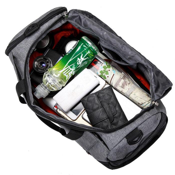 Weekend Bag Nylon Duffle Bag
