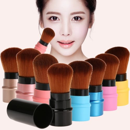 Blush Brush Cosmetic Kabuki Blusher