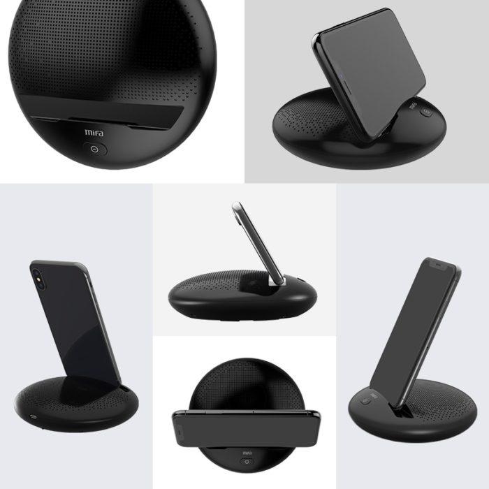 Cellphone Stand Portable Mini Speaker