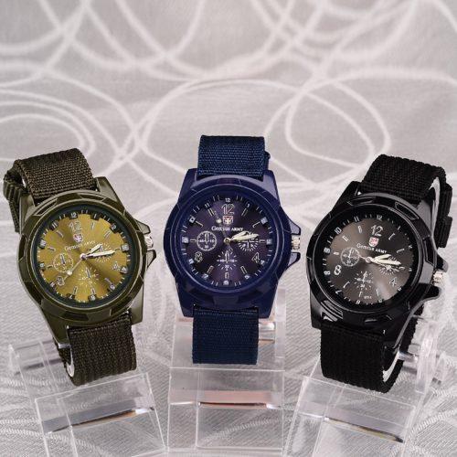 Quartz Movement Quality Watches