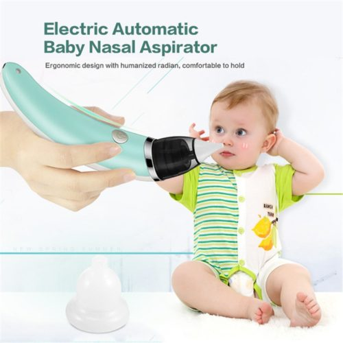 Baby Nasal Aspirator Nose Suction