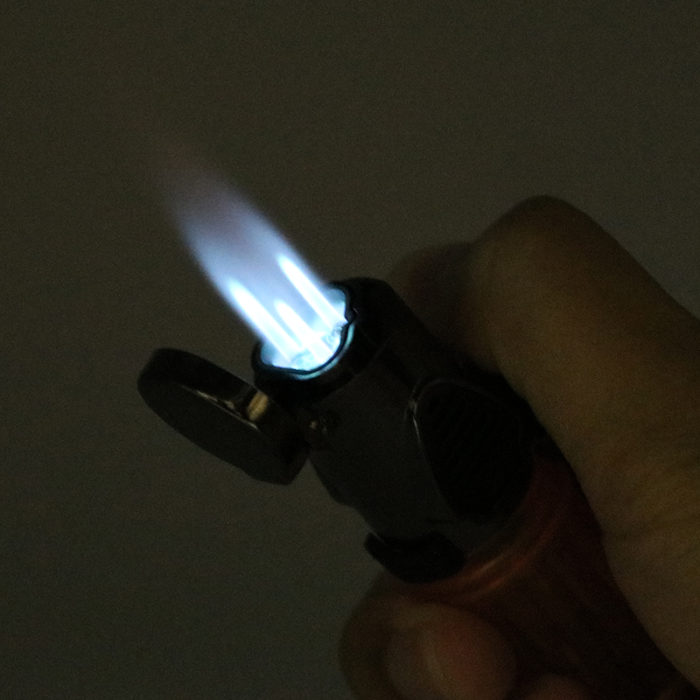 Butane Torch Windproof Refillable Lighter