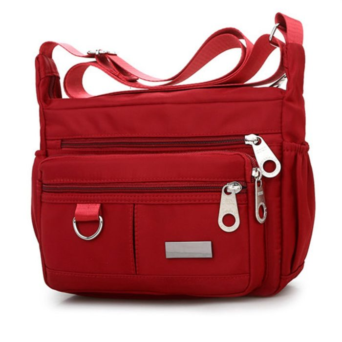 Waterproof Nylon Crossbody Handbags