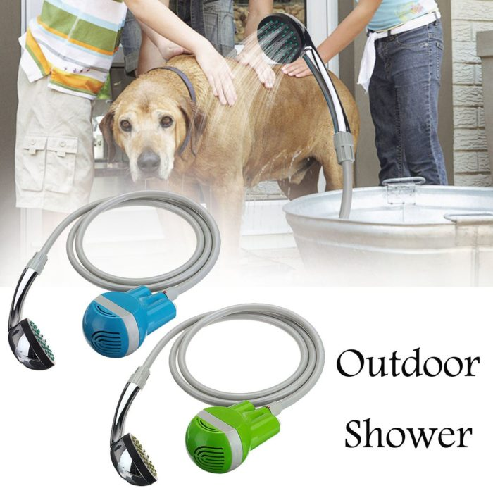 Portable Shower Head Multifunctional Hose