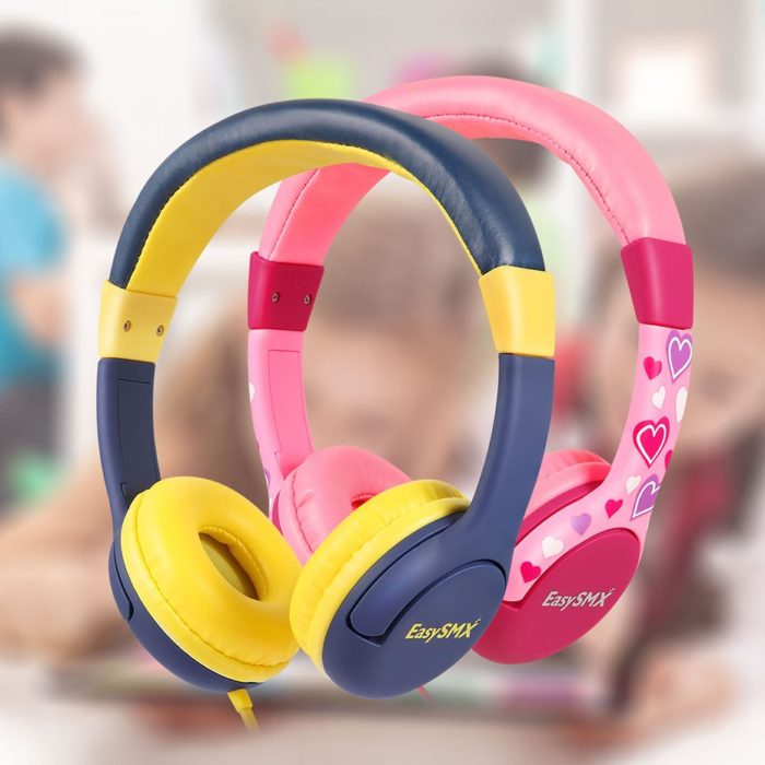 Adjustable Kids Headphone Flexible Design