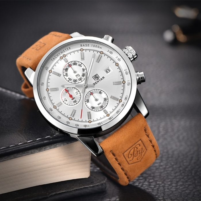 Top Brand Chronograph Watch