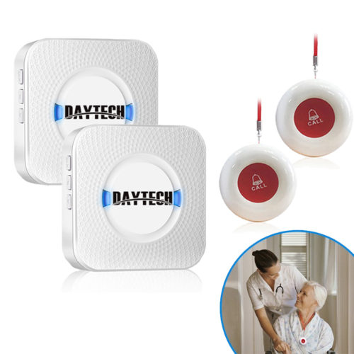 Call Button Wireless Emergency Alarm