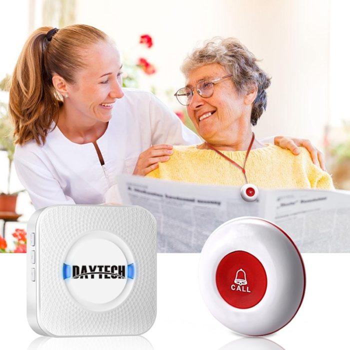 Call Button Wireless Emergency Alarm