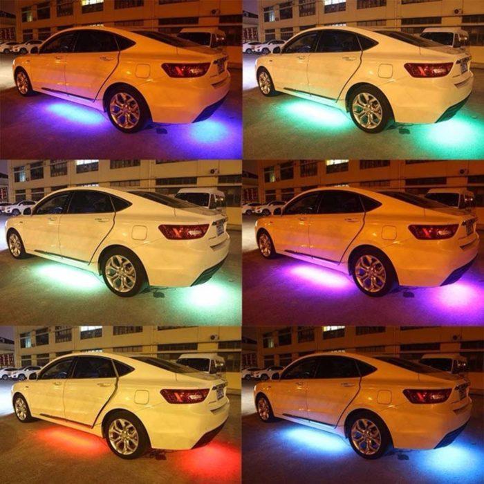Auto LED Car Light System