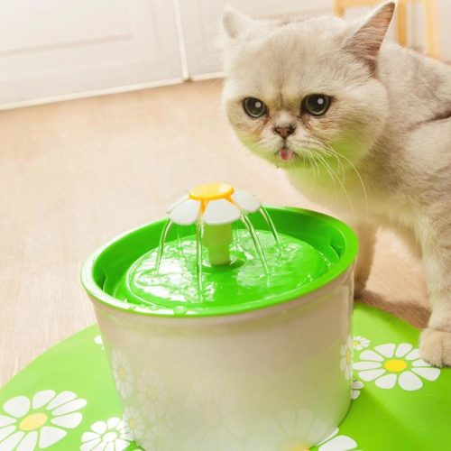 Cat Water Fountain Automatic Dispenser