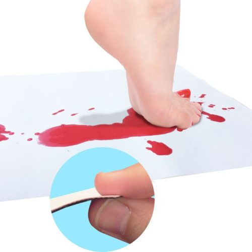 Bathroom Rugs Bloody-Color Mat