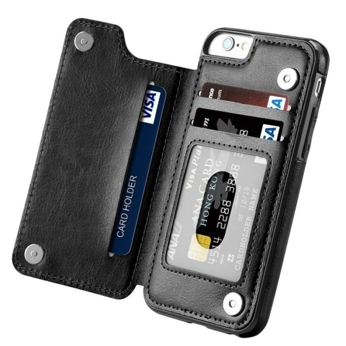 iPhone X Case Card-Slot Cover