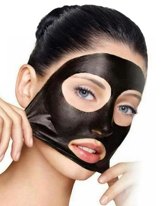 Skin Care Peel Off Black Mask
