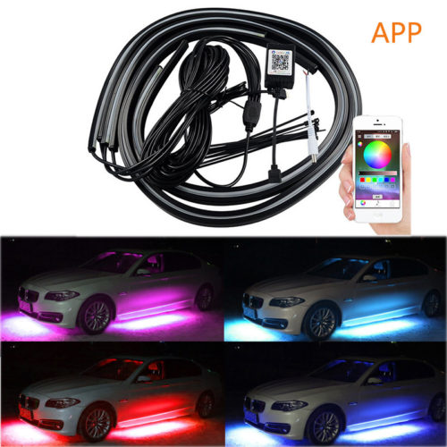 Auto LED Car Light System
