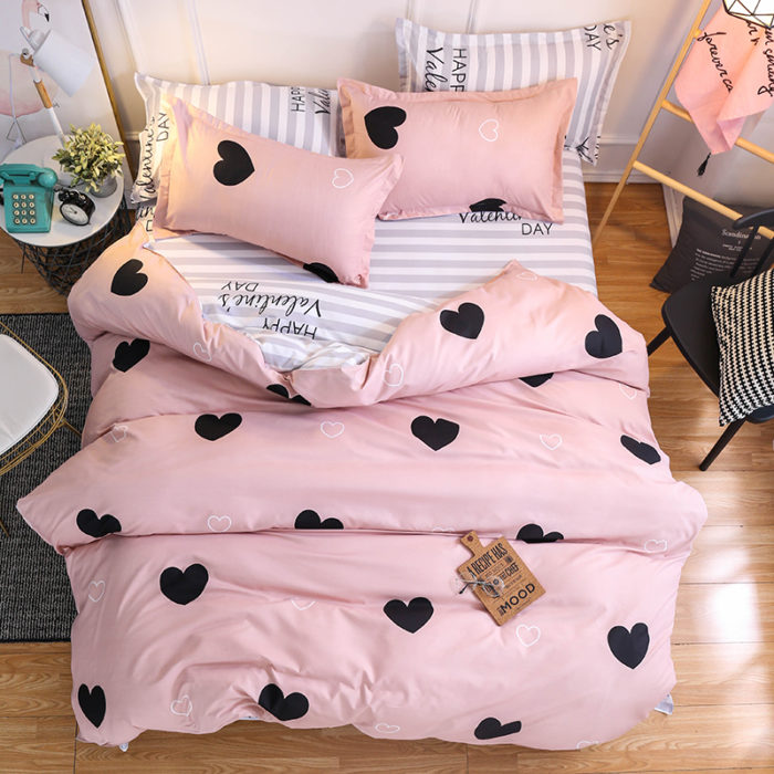Bed Cover Set Luxury Sheet Designs