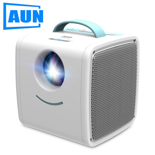 Kids Mobile Projector Educational Tool