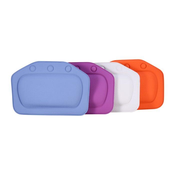 Bath Pillow Neck Cushion Headrest