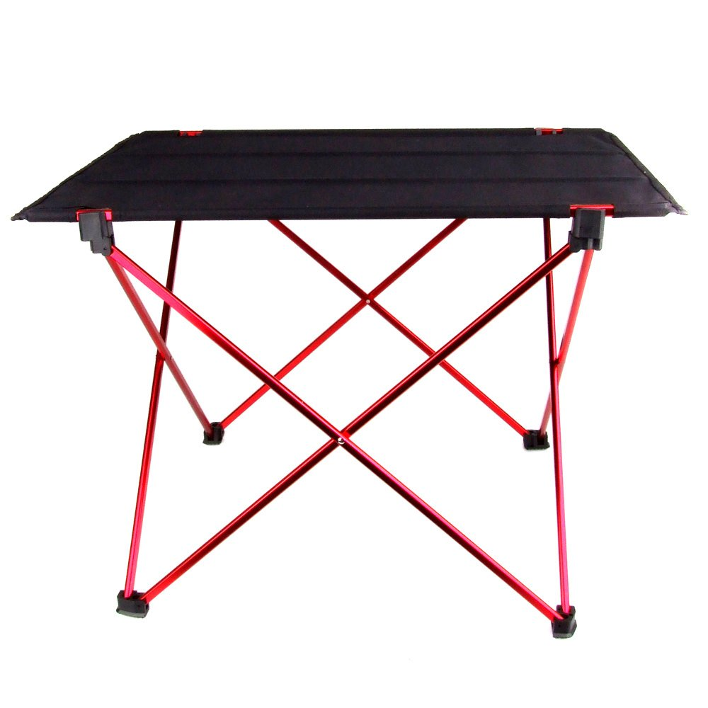 <b>Camping</b> Table <b>Foldable Ultralight</b> Alloy - Life Changing Products