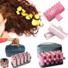 10pcs Heated Rollers Curling Tools