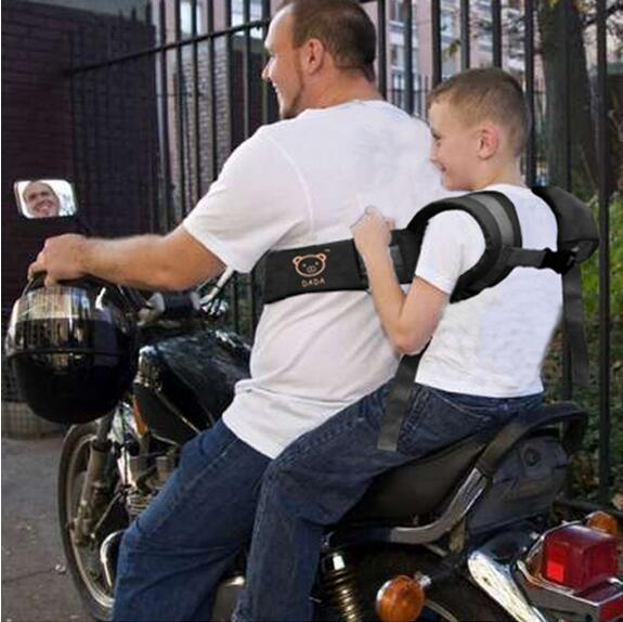 Safety Belt Kid's Motorcycle Harness