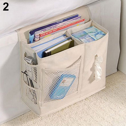 Bedside Caddy Hanging Storage