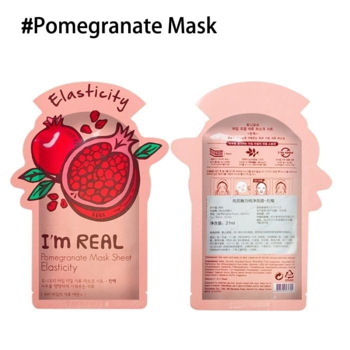 Korean Face Mask Skin Care