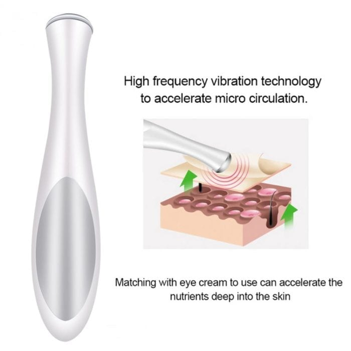Face Massage Roller Electric Anti-aging Tool