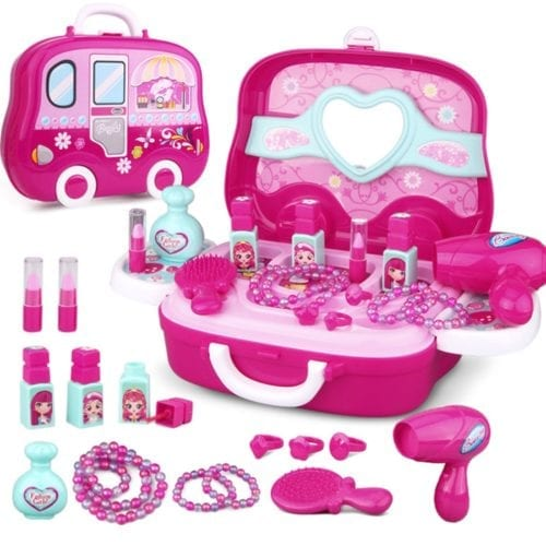 Kids Makeup Kit Pretend Play Toy
