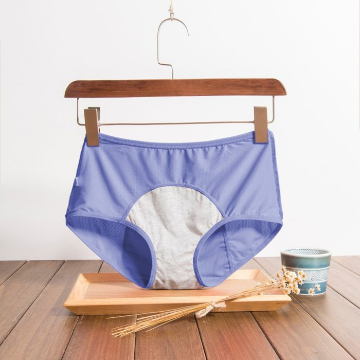 Period Panties Leak Proof Cotton Undies