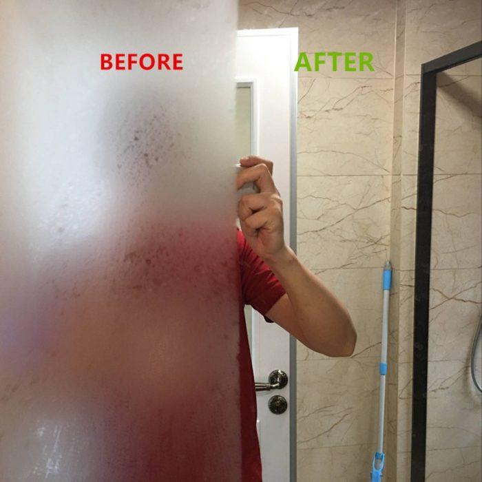 Glass Anti-fog Spray Rainproof Agent