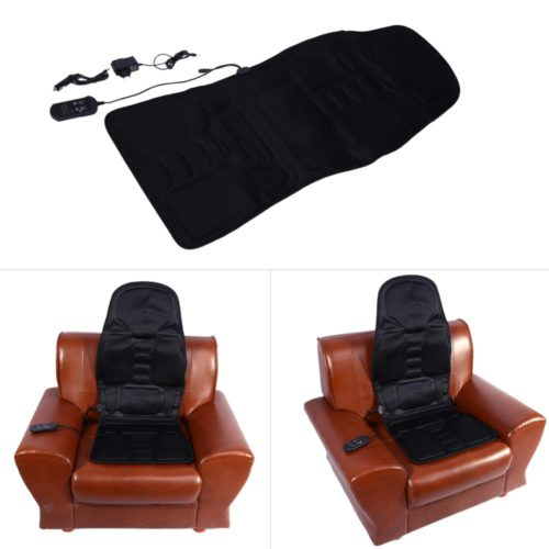 Electric Chair Massage Portable Heat Cushion