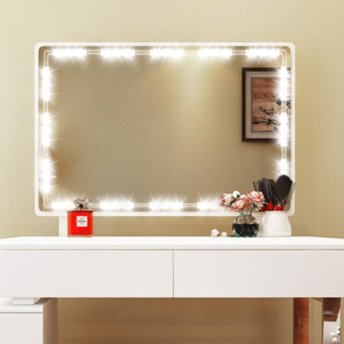 Vanity Light Up Mirror LED Lights