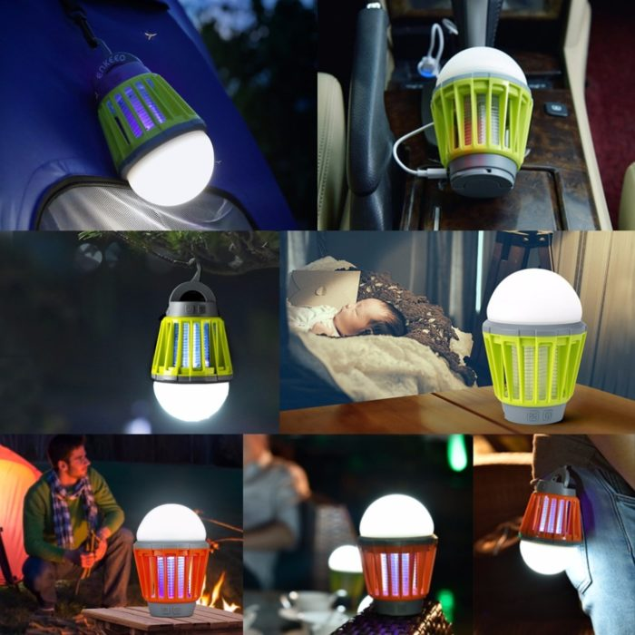 Mosquito Light Camping Bug Killer