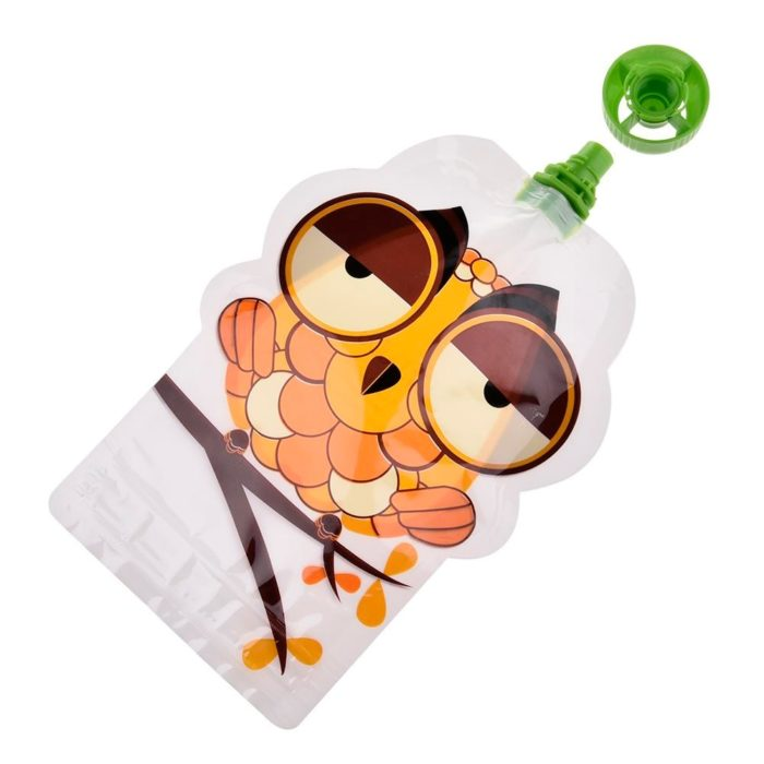 Baby Food Pouches Reusable Bags