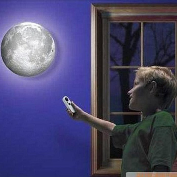 LED Wall Lights Moon Lamp