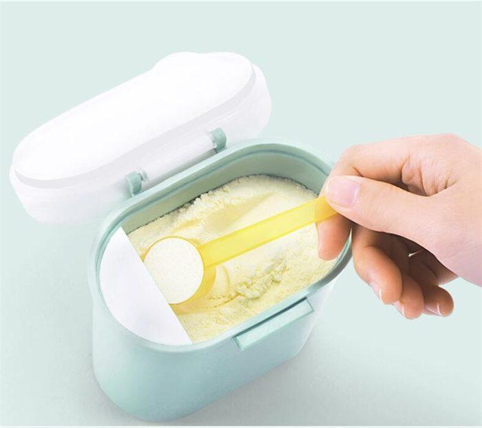 Formula Dispenser Milk Powder Container
