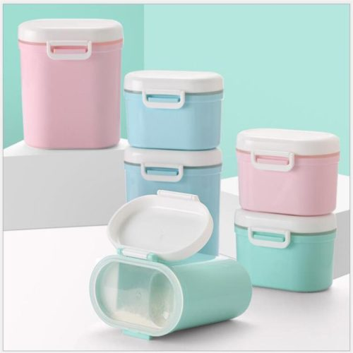 Formula Dispenser Milk Powder Container