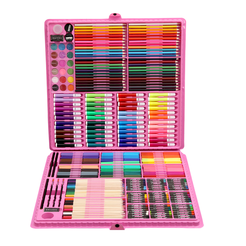 Art Set Kids\' 168/288pcs Coloring Tools