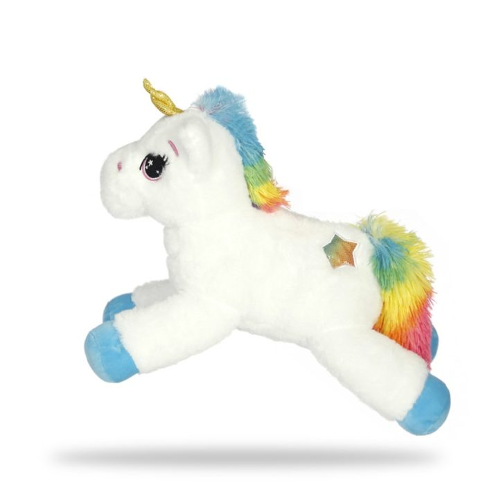 Unicorn Toys Plush LED Doll