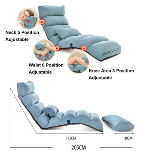 Lazy Floor Chair Reclining Sofa