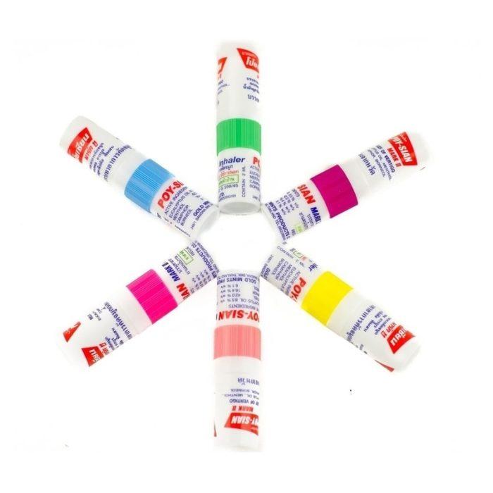 Herbal Nasal Inhaler Mint Stick