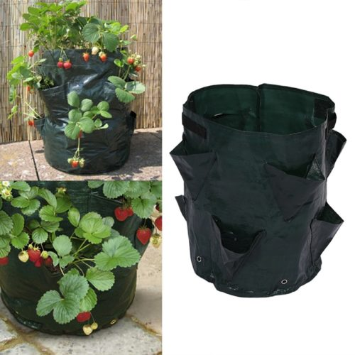 Planter Bag Vertical Vegetable Garden