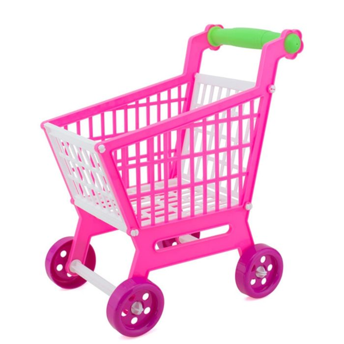Kids Shopping Cart Trolley Push Toy