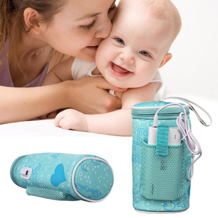 Baby Bottle Warmer USB Heater
