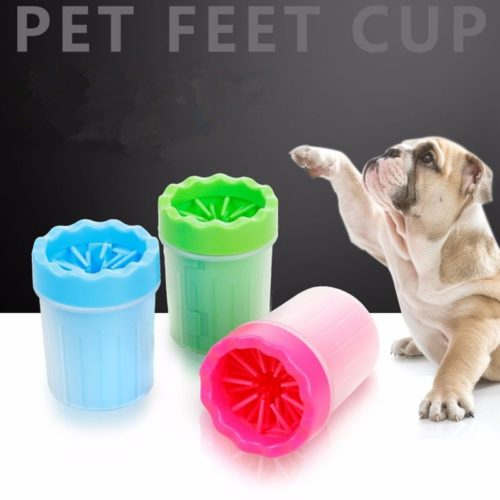 Pet Paw Cleaner Wash Cup