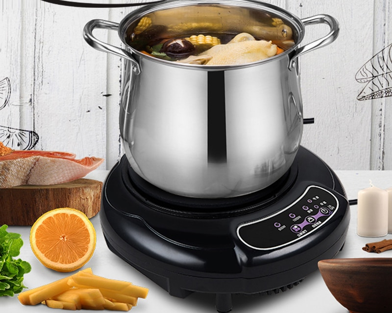 Cake Recipes In Induction Stove: Induction Cooktop Mini Furnace