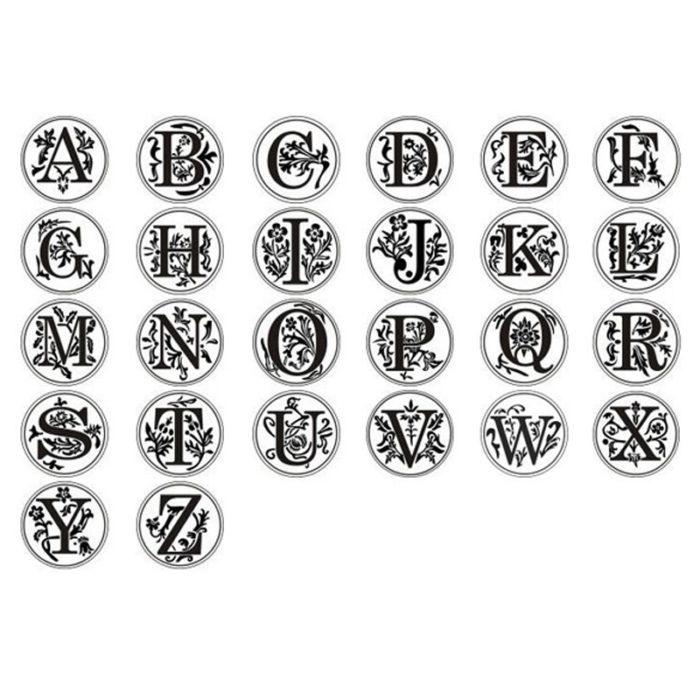 Wax Seal Stamp Letter Sealer