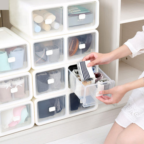 Closet Storage Drawers Multifunctional Boxes