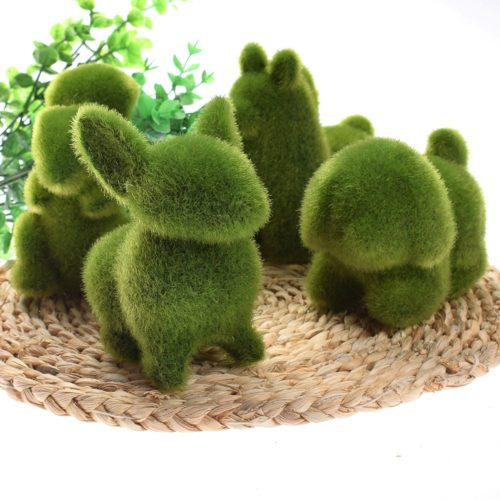 Garden Ornaments Animal Grass Display