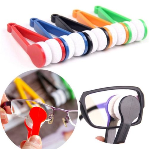 Eyeglass Cleaner Portable Wiper